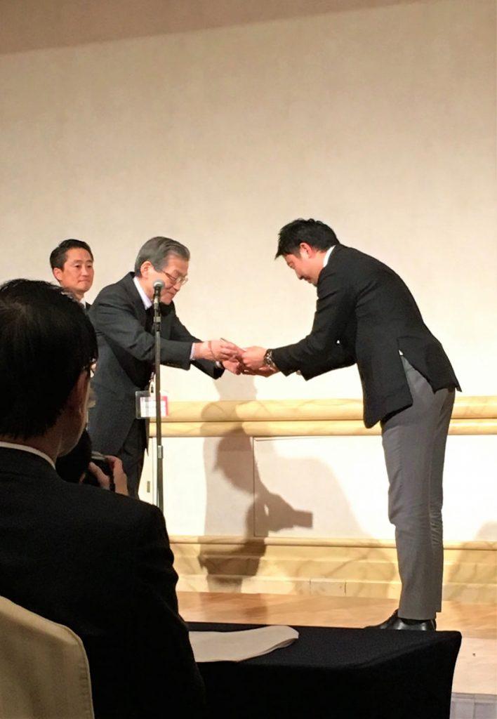 石川 紘司 先生が整形災害外科学研究助成を受賞
