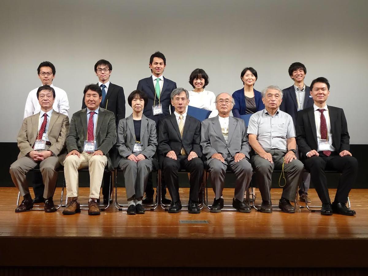 百々 悠介 先生が、第33回宇宙生物科学会(2019年9月21日~22日)で優秀発表賞を受賞されました